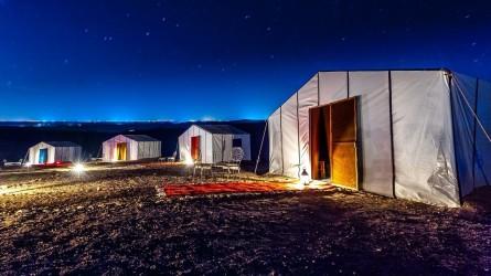 Camp de Luxe au Désert d'Agafay