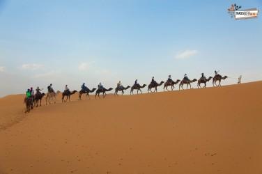 Circuit 3 Jours aux Dunes de Merzouga